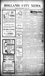 Holland City News, Volume 30, Number 12: April 5, 1901