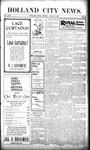Holland City News, Volume 30, Number 14: April 19, 1901