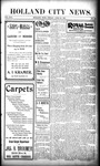 Holland City News, Volume 30, Number 15: April 26, 1901