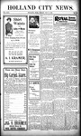 Holland City News, Volume 30, Number 16: May 3, 1901