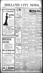 Holland City News, Volume 30, Number 17: May 10, 1901