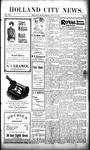 Holland City News, Volume 30, Number 18: May 17, 1901