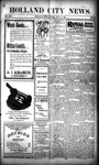 Holland City News, Volume 30, Number 19: May 24, 1901