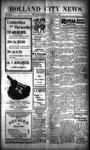 Holland City News, Volume 30, Number 21: June 7, 1901