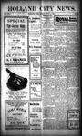 Holland City News, Volume 30, Number 22: June 14, 1901