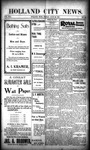 Holland City News, Volume 30, Number 24: June 28, 1901