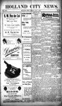 Holland City News, Volume 30, Number 25: July 5, 1901