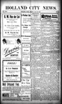 Holland City News, Volume 30, Number 28: July 26, 1901 by Holland City News