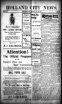 Holland City News, Volume 30, Number 32: August 23, 1901 by Holland City News
