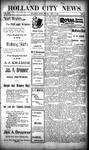 Holland City News, Volume 30, Number 34: September 6, 1901 by Holland City News