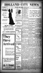 Holland City News, Volume 30, Number 36: September 20, 1901 by Holland City News