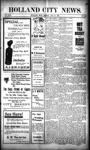 Holland City News, Volume 30, Number 40: October 18, 1901