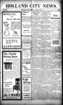 Holland City News, Volume 30, Number 41: October 25, 1901 by Holland City News