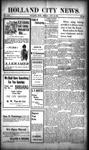 Holland City News, Volume 30, Number 44: November 15, 1901