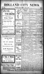 Holland City News, Volume 30, Number 45: November 22, 1901 by Holland City News