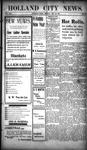 Holland City News, Volume 30, Number 50: December 27, 1901
