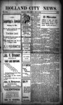 Holland City News, Volume 31, Number 5: February 14, 1902