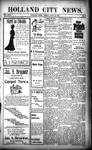 Holland City News, Volume 31, Number 9: March 14, 1902