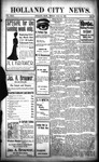 Holland City News, Volume 31, Number 10: March 21, 1902