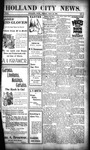 Holland City News, Volume 31, Number 11: March 28, 1902