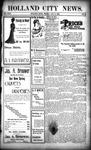 Holland City News, Volume 31, Number 13: April 11, 1902