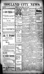 Holland City News, Volume 31, Number 17: May 9, 1902