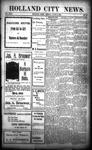 Holland City News, Volume 31, Number 21: June 6, 1902