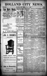 Holland City News, Volume 31, Number 26: July 11, 1902 by Holland City News