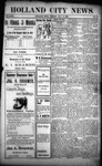 Holland City News, Volume 31, Number 27: July 18, 1902 by Holland City News