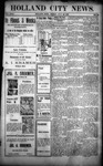 Holland City News, Volume 31, Number 28: July 25, 1902