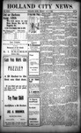 Holland City News, Volume 31, Number 29: August 1, 1902