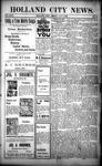 Holland City News, Volume 31, Number 30: August 8, 1902 by Holland City News