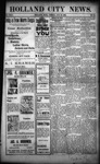 Holland City News, Volume 31, Number 31: August 15, 1902 by Holland City News