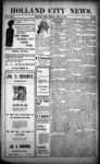 Holland City News, Volume 31, Number 36: September 19, 1902 by Holland City News