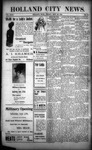 Holland City News, Volume 31, Number 37: September 26, 1902 by Holland City News