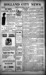 Holland City News, Volume 31, Number 38: October 3, 1902