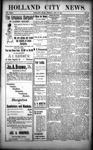 Holland City News, Volume 31, Number 40: October 17, 1902 by Holland City News