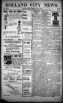 Holland City News, Volume 31, Number 42: October 31, 1902 by Holland City News