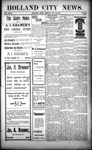 Holland City News, Volume 31, Number 44: November 14, 1902 by Holland City News