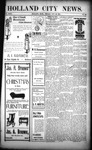 Holland City News, Volume 31, Number 46: November 28, 1902 by Holland City News