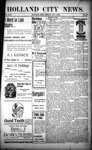 Holland City News, Volume 31, Number 47: December 5, 1902 by Holland City News