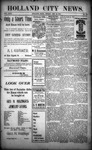 Holland City News, Volume 31, Number 48: December 12, 1902 by Holland City News