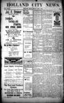 Holland City News, Volume 32, Number 4: February 6, 1903