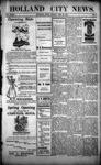 Holland City News, Volume 32, Number 5: February 13, 1903