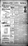 Holland City News, Volume 32, Number 7: February 27, 1903