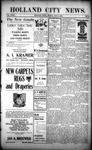 Holland City News, Volume 32, Number 8: March 6, 1903