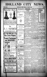 Holland City News, Volume 32, Number 11: March 27, 1903