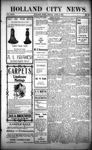 Holland City News, Volume 32, Number 12: April 3, 1903