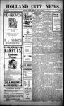 Holland City News, Volume 32, Number 13: April 10, 1903
