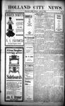 Holland City News, Volume 32, Number 14: April 17, 1903